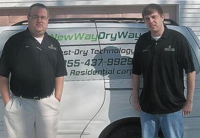 BizFocus: NewWay-DryWay Carpet Cleaning