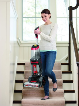BISSELL aims to revolutionise carpet cleaning category with new upright cleaner