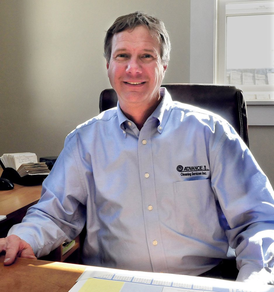 TJ Bolduc named Mid-Maine Chamber of Commerce Businessperson of year