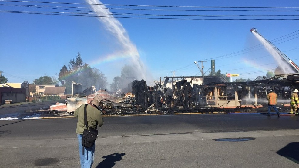 Over $1.5 million in damage as fire destroys 2 Mt. Vernon businesses